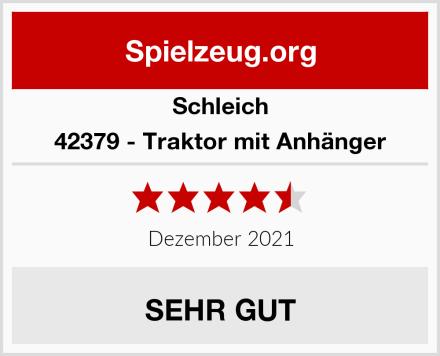 Schleich 42379 - Traktor mit Anhänger Test