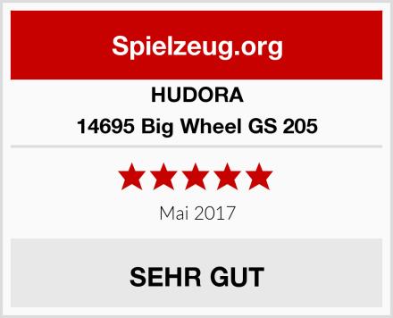 HUDORA 14695 Big Wheel GS 205 Test
