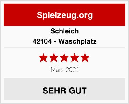 Schleich 42104 - Waschplatz Test