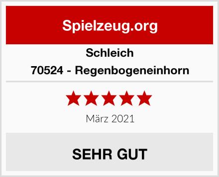 Schleich 70524 - Regenbogeneinhorn Test