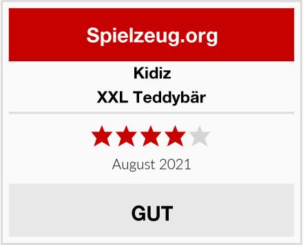Kidiz XXL Teddybär Test