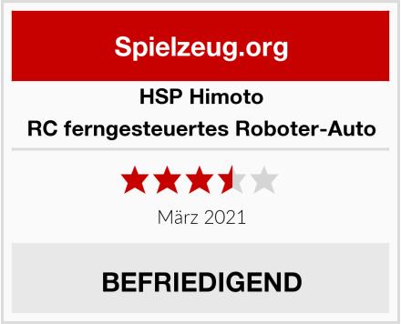 HSP Himoto RC ferngesteuertes Roboter-Auto Test
