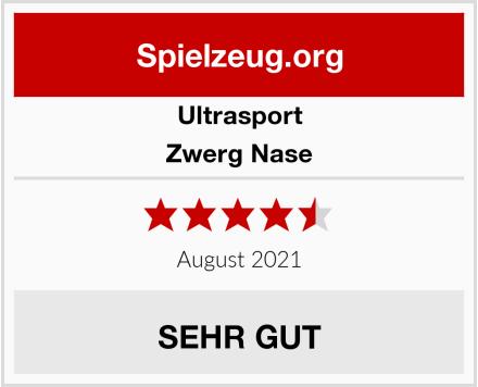 Ultrasport Zwerg Nase Test