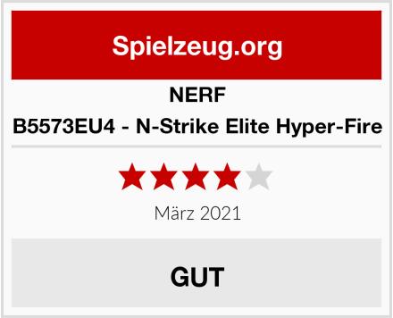 NERF B5573EU4 - N-Strike Elite Hyper-Fire Test