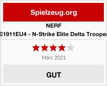 NERF E1911EU4 - N-Strike Elite Delta Trooper Test