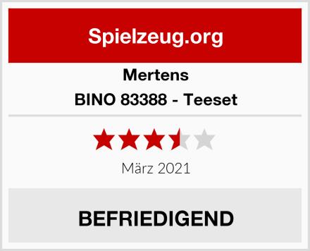 Mertens BINO 83388 - Teeset Test