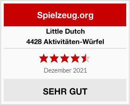 Little Dutch 4428 Aktivitäten-Würfel Test