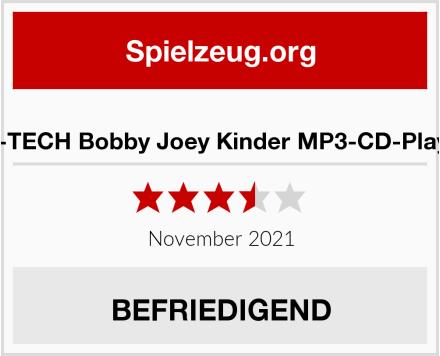 X4-TECH Bobby Joey Kinder MP3-CD-Player  Test