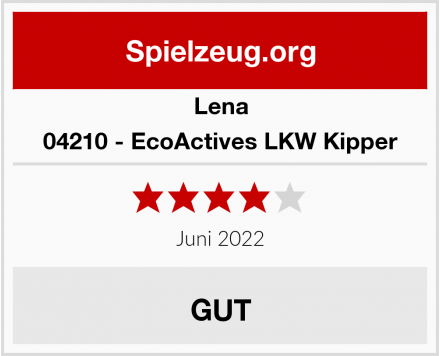 Lena 04210 - EcoActives LKW Kipper Test