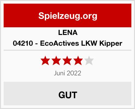 Lena 04210 - EcoActives LKW Kipper Test