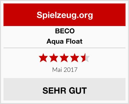 BECO Aqua Float Test