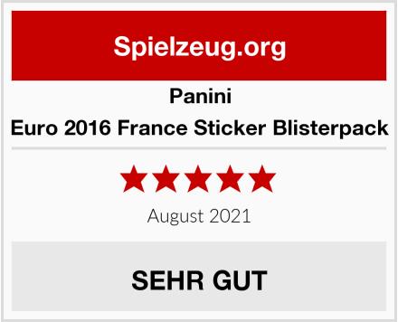 Panini Euro 2016 France Sticker Blisterpack Test