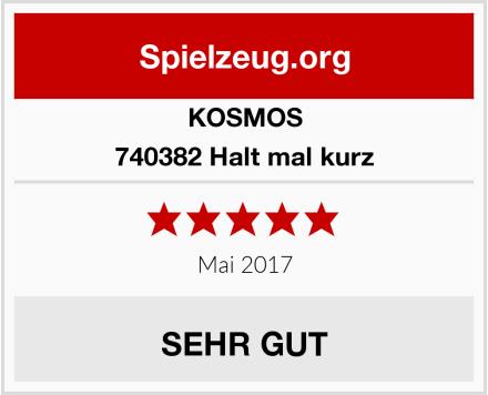 KOSMOS 740382 Halt mal kurz Test