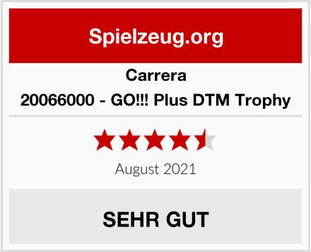 Carrera 20066000 - GO!!! Plus DTM Trophy Test