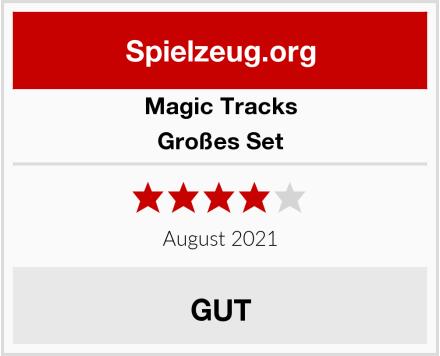 Magic Tracks Großes Set Test