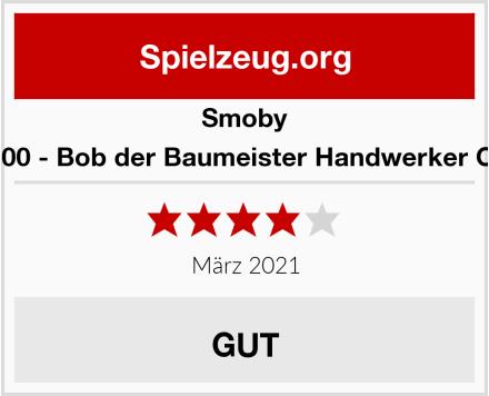 Smoby 380300 - Bob der Baumeister Handwerker Outfit Test