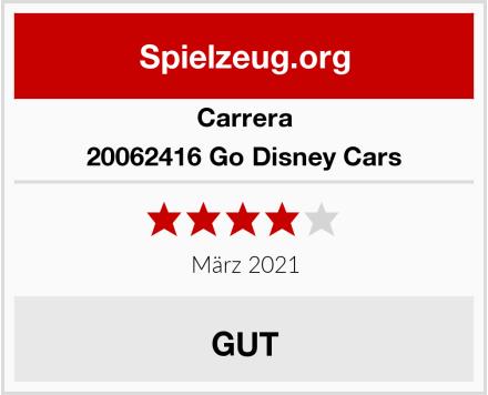 Carrera 20062416 Go Disney Cars Test