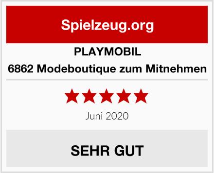 PLAYMOBIL 6862 Modeboutique zum Mitnehmen Test
