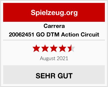 Carrera 20062451 GO DTM Action Circuit Test