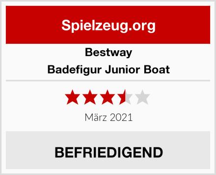 Bestway Badefigur Junior Boat Test