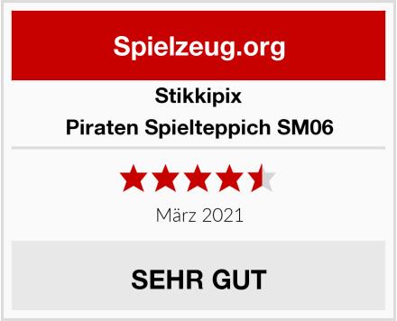 Stikkipix Piraten Spielteppich SM06 Test
