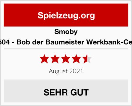 Smoby 360504 - Bob der Baumeister Werkbank-Center Test