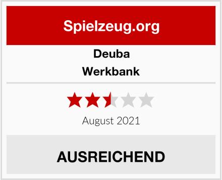 Deuba Werkbank Test