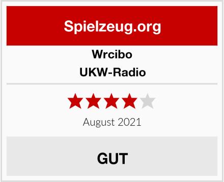 Wrcibo UKW-Radio Test