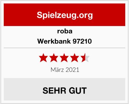 roba Werkbank 97210 Test