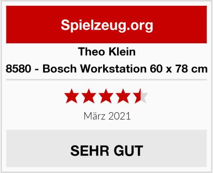 Theo Klein 8580 - Bosch Workstation 60 x 78 cm Test