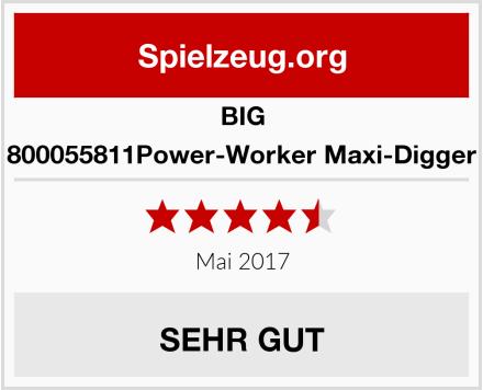 BIG 800055811Power-Worker Maxi-Digger Test