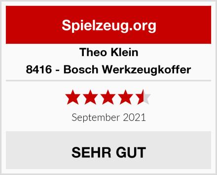 Theo Klein 8416 - Bosch Werkzeugkoffer Test