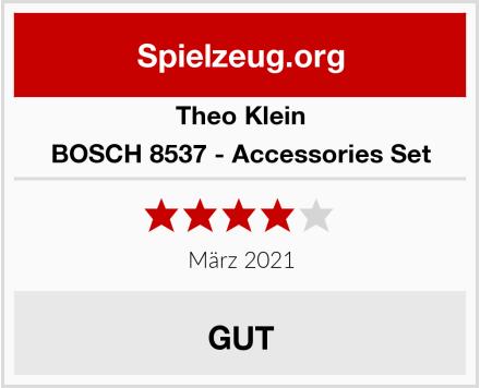 Theo Klein BOSCH 8537 - Accessories Set Test