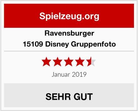 Ravensburger 15109 Disney Gruppenfoto Test