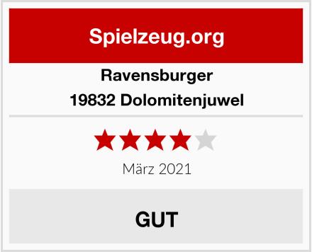 Ravensburger 19832 Dolomitenjuwel Test
