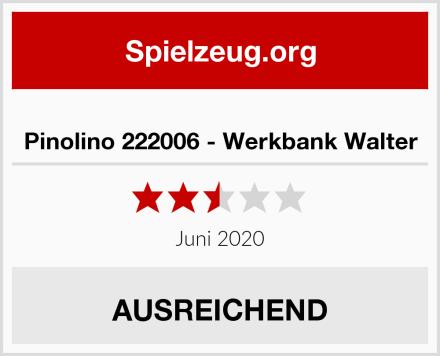 Pinolino 222006 - Werkbank Walter Test