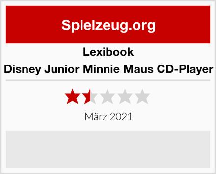 Lexibook Disney Junior Minnie Maus CD-Player Test