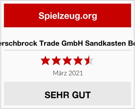 Merschbrock Trade GmbH Sandkasten Boot Test