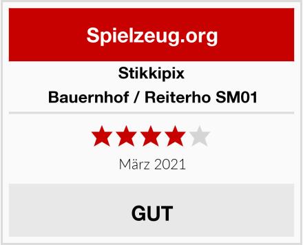 Stikkipix Bauernhof / Reiterho SM01 Test