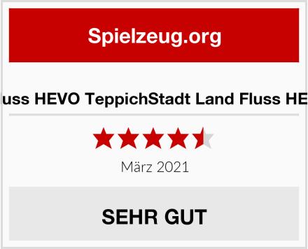 No Name Stadt Land Fluss HEVO TeppichStadt Land Fluss HEVO® Teppich Test
