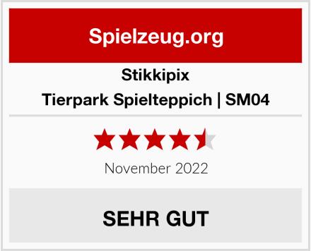 Stikkipix Tierpark Spielteppich | SM04 Test