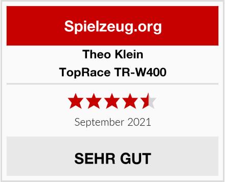 Theo Klein TopRace TR-W400 Test