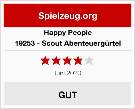 Happy People 19253 - Scout Abenteuergürtel Test