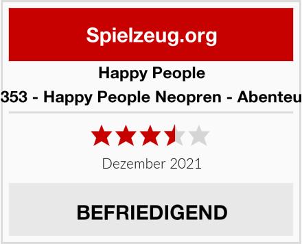 Happy People Scout 19353 - Happy People Neopren - Abenteuer Gürtel Test