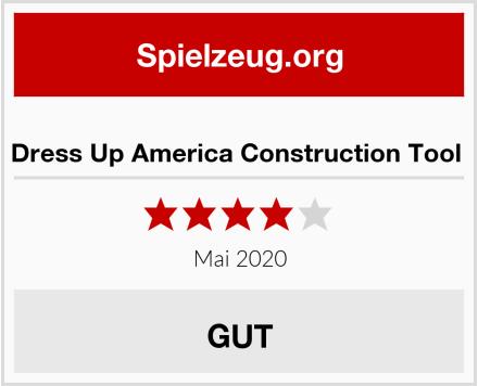 Dress Up America Construction Tool  Test