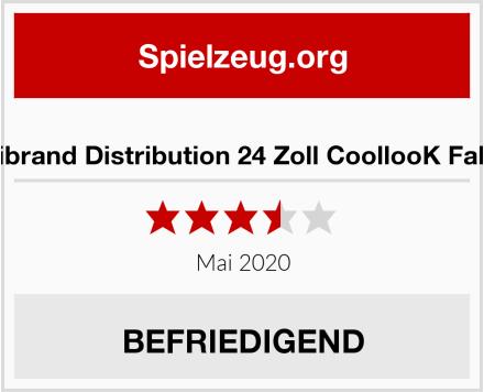 Multibrand Distribution 24 Zoll CoollooK Fahrrad Test