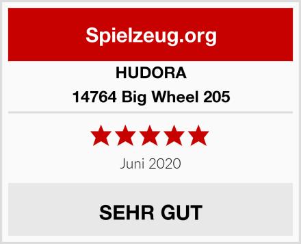 HUDORA 14764 Big Wheel 205 Test