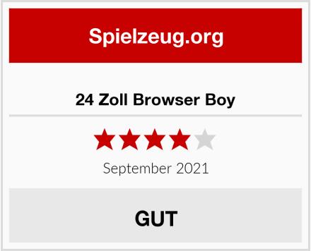 24 Zoll Browser Boy Test