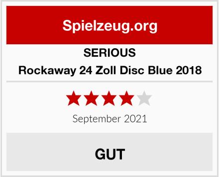 Serious Rockaway 24 Zoll Disc Blue 2018 Test