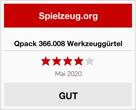 No Name Qpack 366.008 Werkzeuggürtel Test